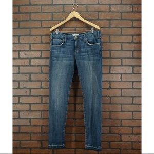 CURRENT ELLIOTT The Roller Jeans First Love Wash